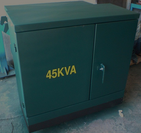 Transformador pedestal 45 kva 13200 220 127 volts 2 - Transformador electrico precio ...
